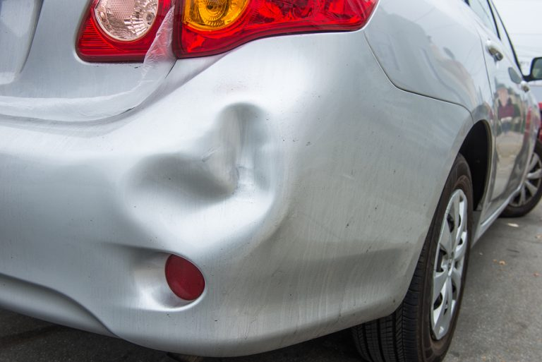 car dent repair new bedford ma
