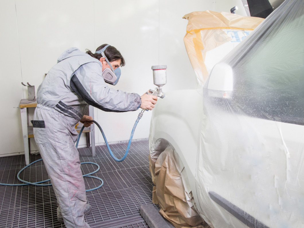 Auto Painting | New Bedford, Fairhaven, MA | Sparky's Collision Inc